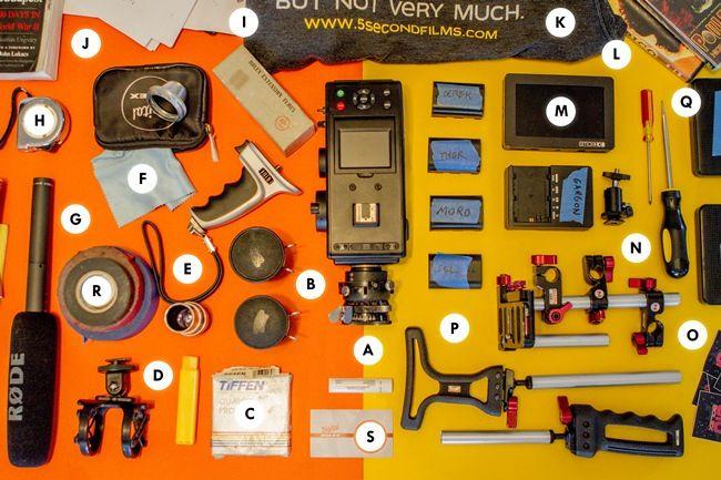 What's in Your Kit: Cinematographer Elle Schneider