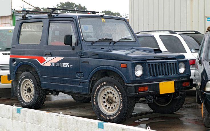 Suzuki Jimny JA71 series