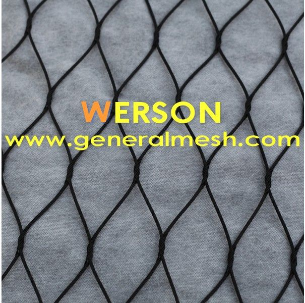 9 best flexible stainless steel rope mesh webnet stainless. Black Bedroom Furniture Sets. Home Design Ideas