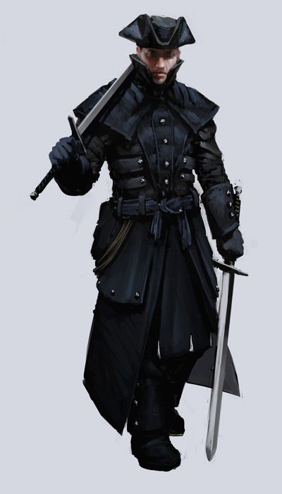 Highwayman by SirHanselot.deviantart.com on @deviantART