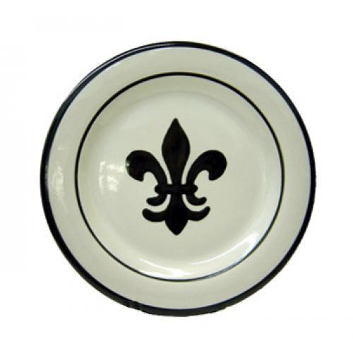 Louisville Stoneware Fleur De Lis Pattern That I Have In