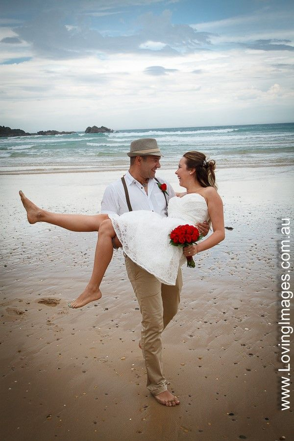 Sandra & Edgar from Argentina Eloped while holidaying in Australia. Wedding Location was Coffs Harbour and they choose a package from www.LovingImages.com.au/eloping.html