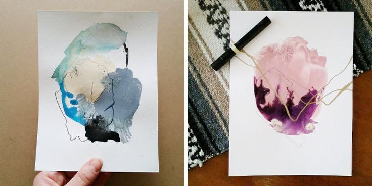 Process and Intuition in Creating Abstract Art — Nicole Young
