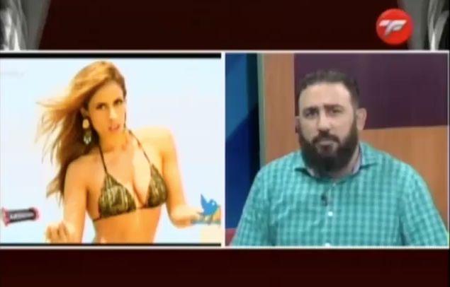 La Nueva Presentadora Que Se Está Comiendo Roberto Ángel Salcedo #Video