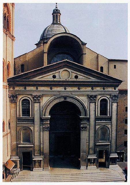San Andrea - Leon Battista Alberti