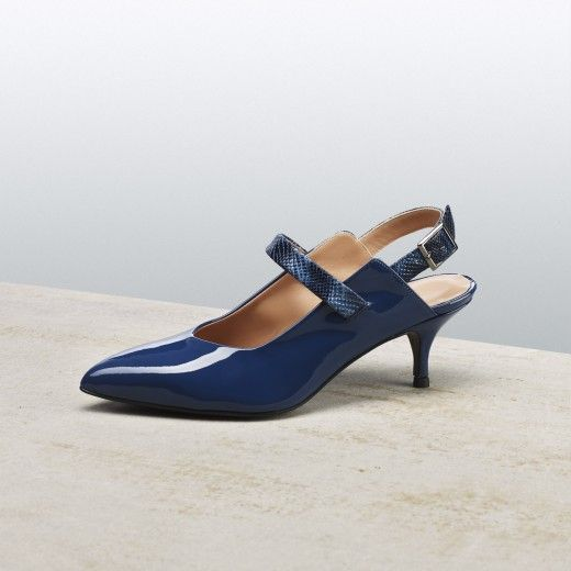 RIBES TIPTOE SLING BACK #altiebassi #musttohave #fallwinter1516 #sophisticated #italianshoes #woman #chanel #slingback