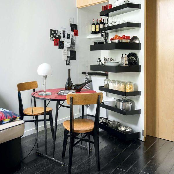 Les 25 meilleures id es de la cat gorie portes de garde for Placard garde manger cuisine
