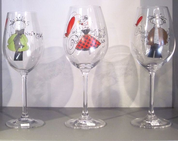 1000 ideas about verre vin on pinterest vin verre for Peinture sur verre