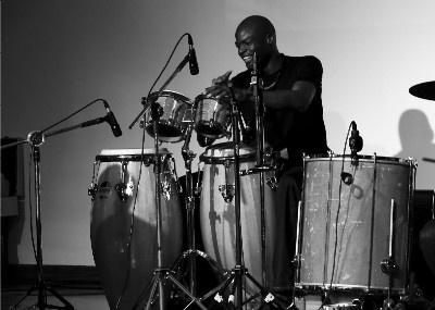 Museu do Ceará recebe workshop de percussão.