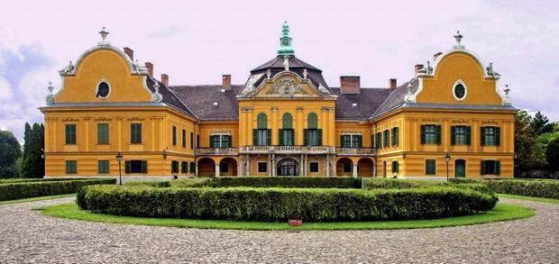 Kastélyok Magyarországon  Rudnyánszky-kastély, Budapest