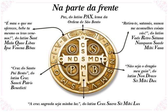 Pin De Jan Rt Em Tatuajes Sao Bento Ordem De Sao Bento Bento