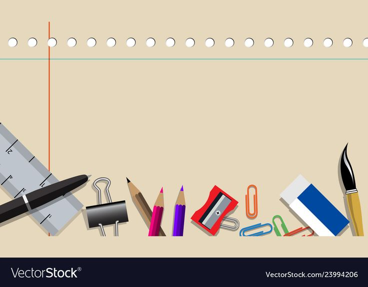 Education Background Concept Royalty Free Vector Image