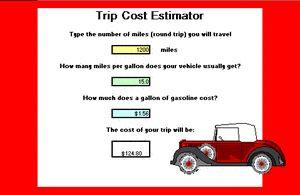 Lesson 2 - Gas Mileage Comparisons