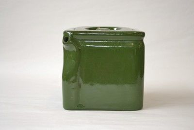 Teapot [The Cube]; George Clews & Co Ltd (England, estab. 1906, closed 1961); 2011.80