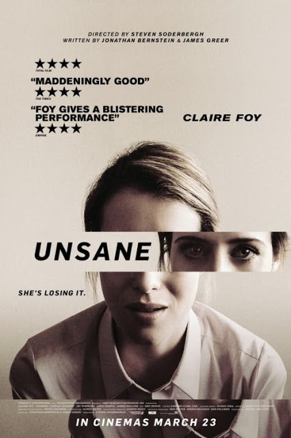 Movie Review Unsane 2018 Lolo Loves Films Movie Reviews