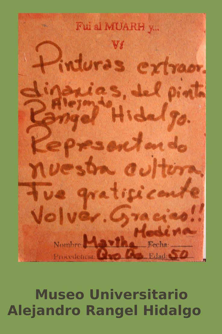 Pinturas extraordinarias, del pintor Alejandro Rangel Hidalgo. Representado nuestra cultura. Fue gratificante volver. Gracias ¡¡