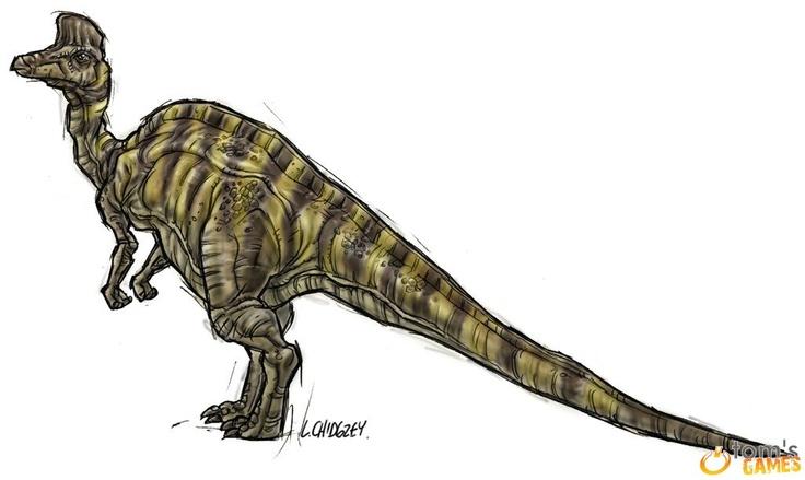 Uploaded to PinterestJurassic Park Corythosaurus