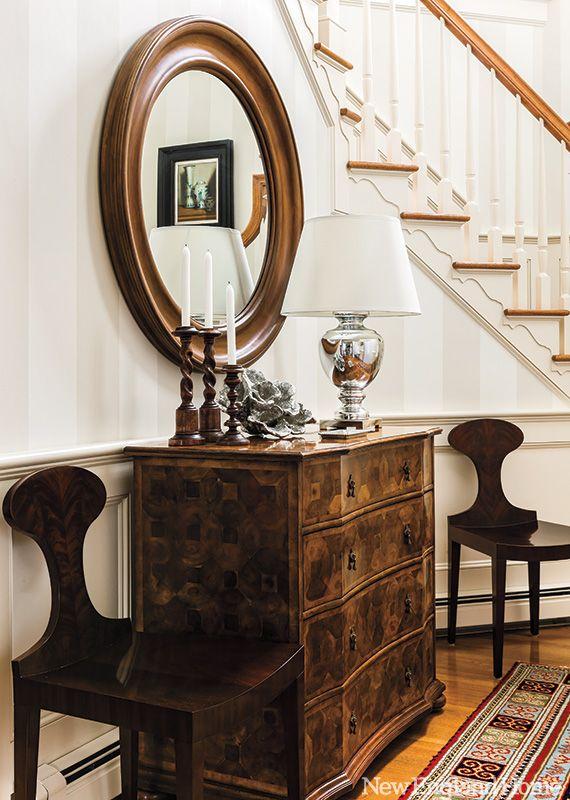 Un appartement chaleureux en Nouvelle Angleterre     PLANETE DECO a homes worldPLANETE DECO a homes world