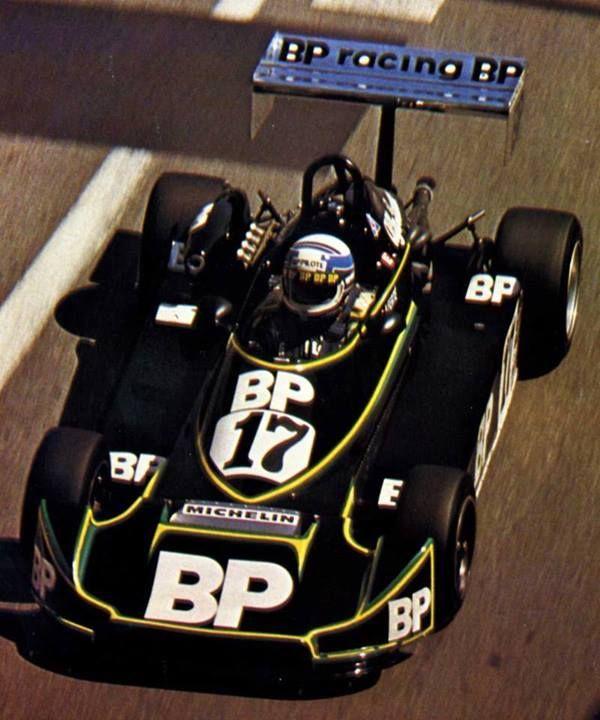Alain Ferté - BP Racing (Marlboro ORECA / Martini Automobiles) Martini MK34 Alfa Romeo/Novamotor - XXVIII Grote Prijs van Zandvoort 1981 - Internationale Pinksterraces - FIA European Championship, Rd 8