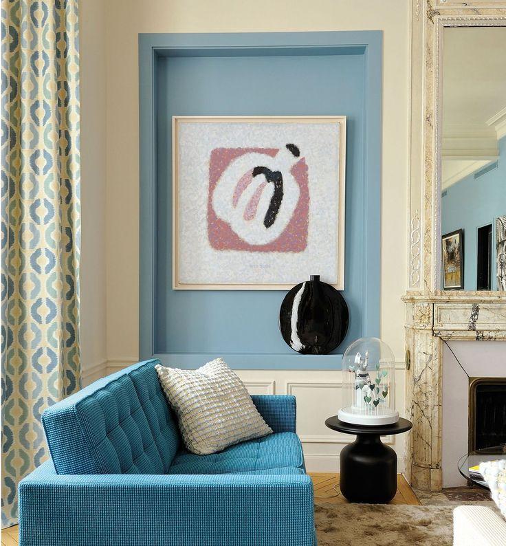 peinture couleur salle de bain chambre cuisine. Black Bedroom Furniture Sets. Home Design Ideas