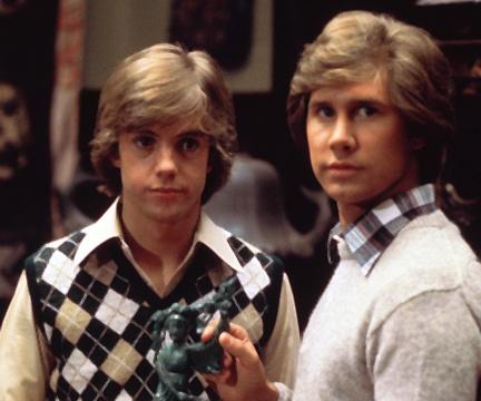 Shaun Cassidy & Parker Stevenson as the Hardy Boys; 1977-1979