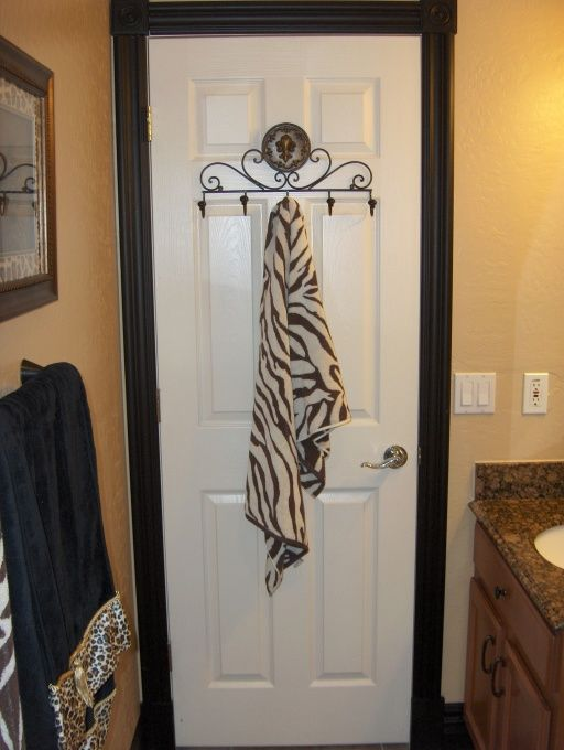 Safari Bathroom Decor Part 12