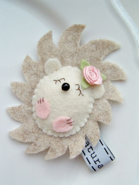 Hedgehog!!! Pretty please Shelli can you make me one of these :)