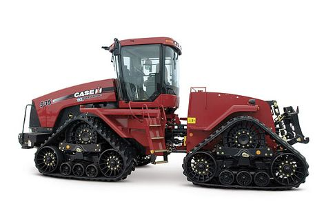 Now This Looks Fun Case Ih Steiger Quadtrac 4wd Tractor