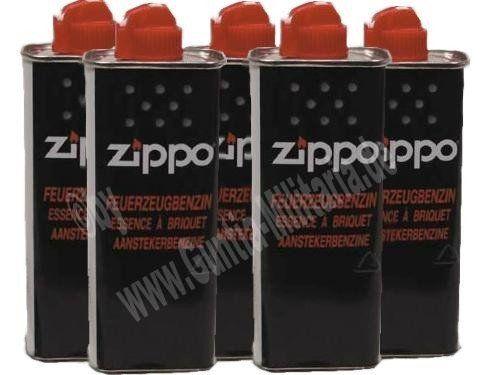 Zippo Zippo-Benzin 5-teilig / mehr Infos auf: www.Guntia-Militaria-Shop.de
