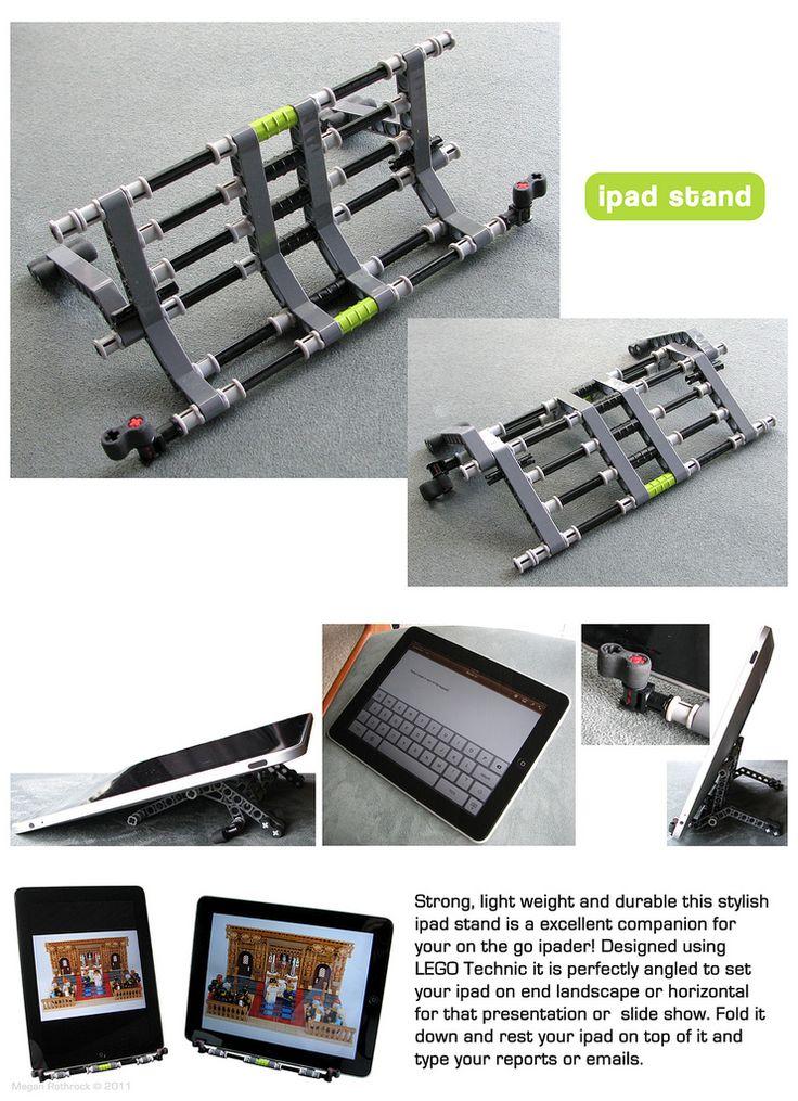 Ipad_stand | Flickr - Photo Sharing! #LEGO