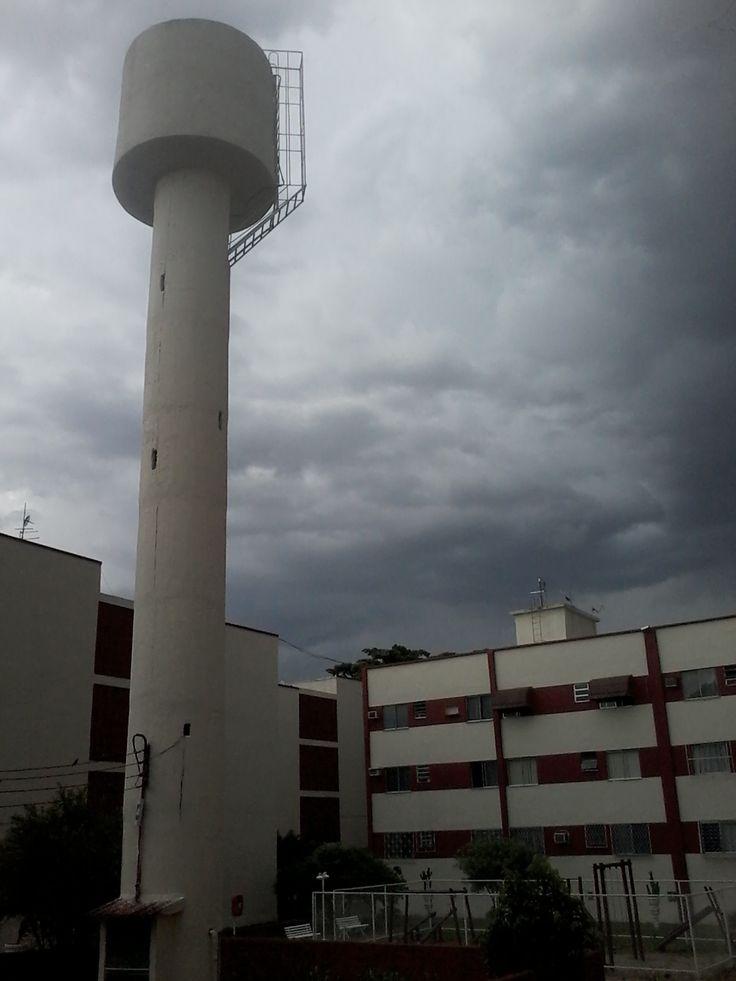 #janela #chuva #nublado