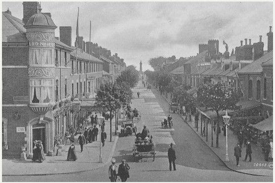 Skegness in 1917