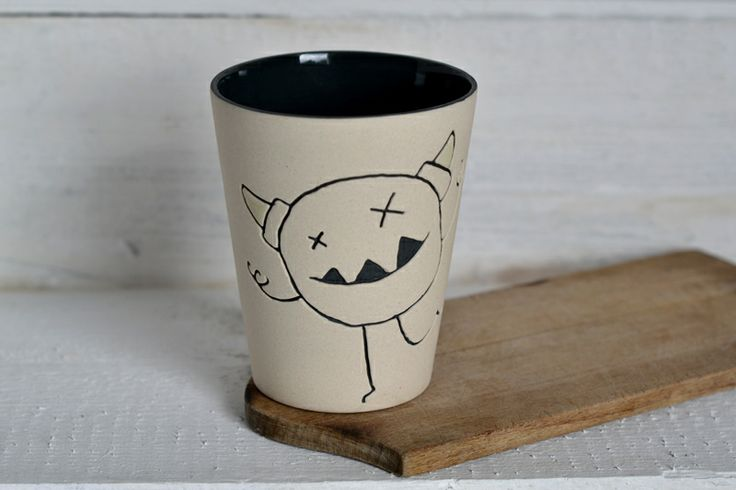 CUP Stan w COCOceramics na DaWanda.com