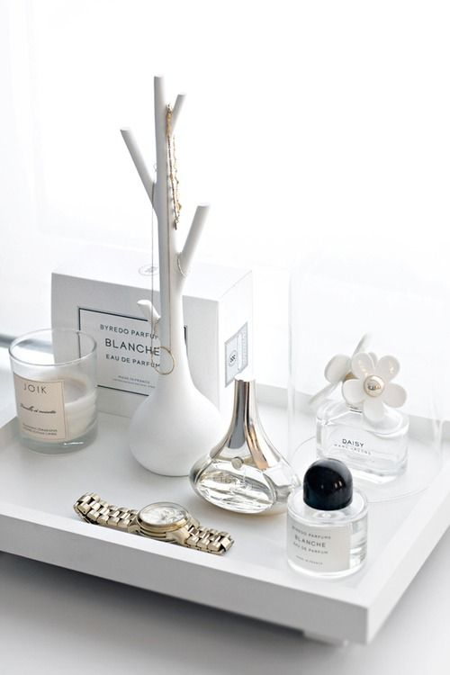 Display! Perfume & Jewellery Storage
