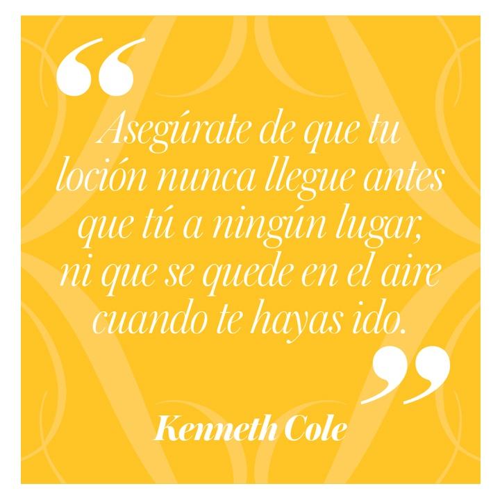 Kenneth Cole - El Palacio de Hierro