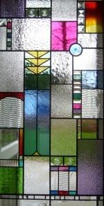 Deco-ish Stained Glass.: Stainglass Window, Glass Art, Deco Ish Stained, Stained Glass Windows, Art Stained Glass, Stain Glass, White Room