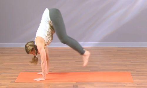 6 Steps To Floating Forward… I Love The Blanket Trick