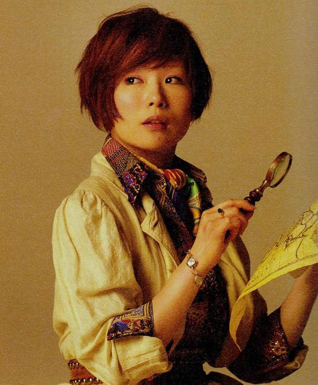 Sheena Ringo , Shiina Ringo