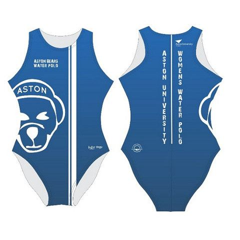 H2O TOGS Customised - Aston Uni Womens Water Polo Suits