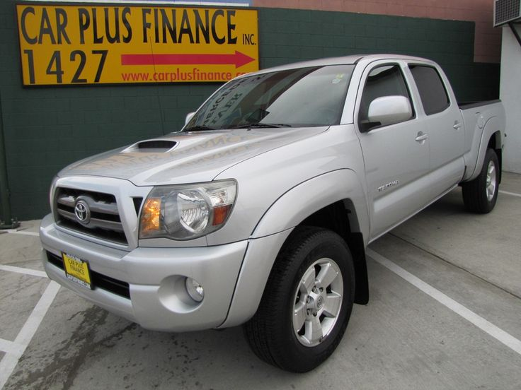 2010 Toyota Double Cab PreRunner Pickup 4D, 6 Ft