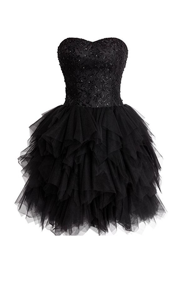 Mini Princess Strapless Homecoming Dresses Short Prom Dresses PG068