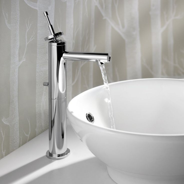 10 Vessel Sink : Top 10 Vessel Sink Faucets The Brushed nickel vessel sink faucet with ...