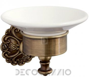 #accessory #accessories #bathroom #bathroomaccessories #interior #design #designidea #home Мыльница Gentry Home GH Ivy, soap-dish_10741-bronzo