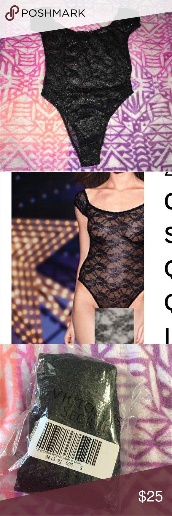 VS Fashion Show Bodysuit New VS Fashion Show Bodysuit still in packaging from online order Victoria's Secret Intimates & Sleepwear Chemises & Slips