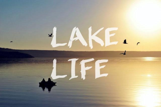 Lake life.