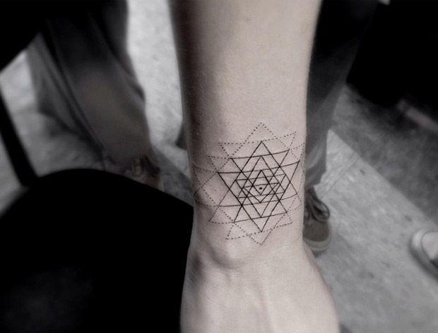 tatouages tendance de Mr Woo 1