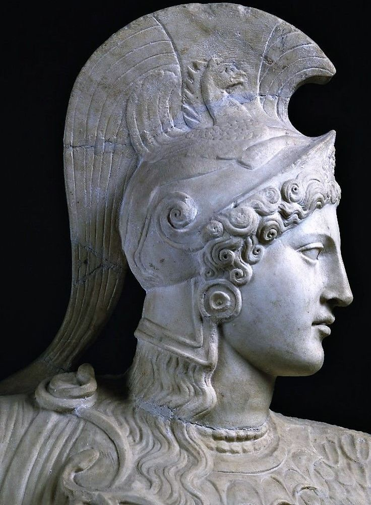 "Ancient #Greek goddess of wisdom, 'Athena Promachos'- translated, ""Athena who fights in the front line"""