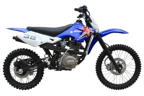 New 2016 Coolster Coolster 200cc Dirt Bike Full Size Manual Clutch - QG-2 Motorcycles For Sale in Illinois,IL.