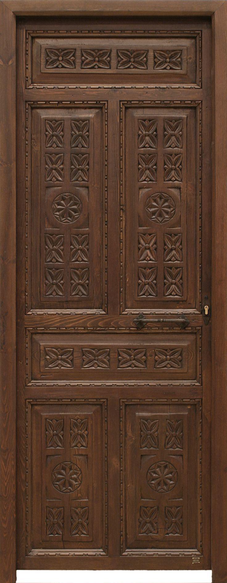 Conely   Puertas de madera, metal y forja, rústicas, artesanales. .#puerta #door