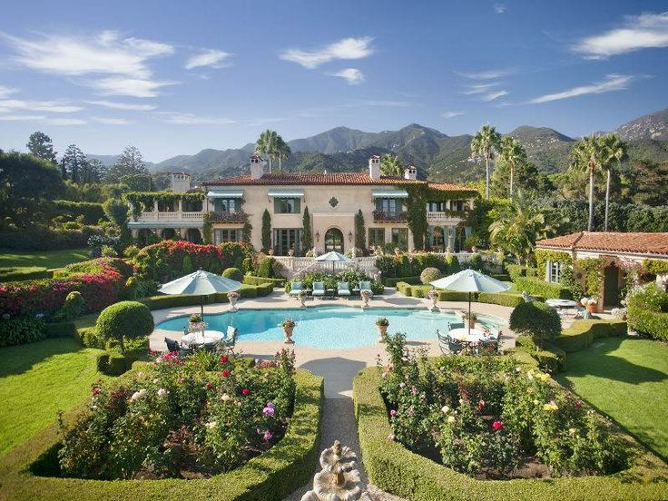17 best images about montecito homes on pinterest cas home and style - Residence de luxe montecito santa barbara ...